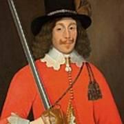 Colonel John Hutchinson, C.1643 Poster