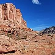 Colorado Escalante Canyon Poster
