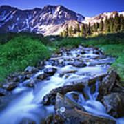 Colorado High Country Poster