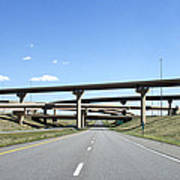 Colorado Highway Poster