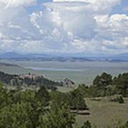Colorado Meadow Poster