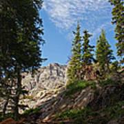Colorado Mountain Hike Poster
