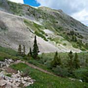 Colorado Mountain Landscape Poster