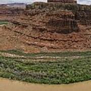 Colorado River Gooseneck Poster