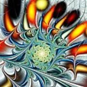 Colors Of The Spirit Poster by Anastasiya Malakhova