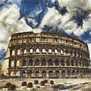 Colosseum Poster