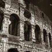 Colosseum Wall Poster
