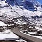 Columbia Icefields, Alberta - Panorama Poster