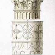 Column And Capital Poster