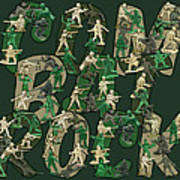 Combat Rock Poster