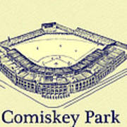 Comiskey Park 1910 Poster