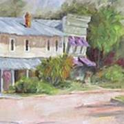 Commerce Street Apalach Poster