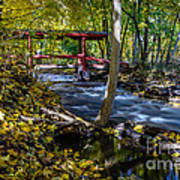 Commerce Twp. Mill Race Park Poster