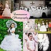Communion Photography Poster
