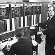 Computers Used At Gmc Poster