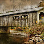 Comstock Bridge 2012 Poster