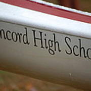 Concord High School Poster