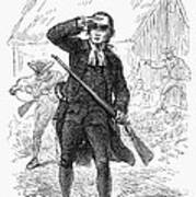 Concord: Minuteman, 1775 Poster by Granger