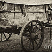 Conestoga Wagon Poster by Paul W Faust -  Impressions of Light