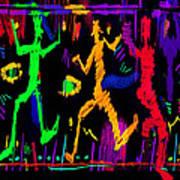 Confetti Marionettes Poster