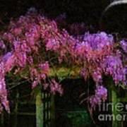 Confetti Of Blossoms Poster