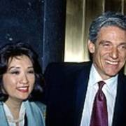 Connie Chung-maury Povich Poster