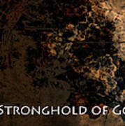 Connor - Stronghold Of God Poster