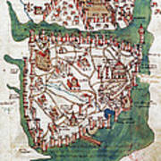 Constantinople, 1420 Poster