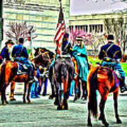 Constitution Hall Calvary Poster