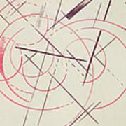 Constructivist Composition, 1922 Poster