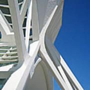 Contemporary Architecture In Valencia Poster