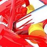 Contemporary Vector Art 1 Poster