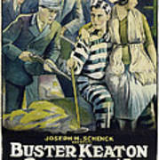 Convict 13 1920 Poster