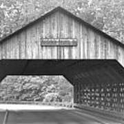 Conyers Covered Bridge Poster