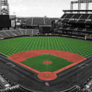 Coors Field 2 Poster
