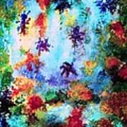 Coral Reef Impression 16 Poster