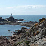 Corbiere Lighthouse Poster