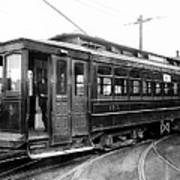 Corbin Park Street Car No. 175 - 1915 Poster