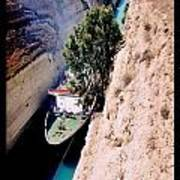 Corinth Canal Poster Poster