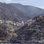 Corniglia Poster