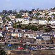 Cornwall - Mevagissey Poster