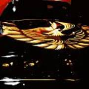 Trans Am Against Red Poster