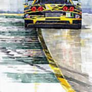 Corvette C6 Poster