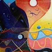 Cosmic Carnival Vlll Aka Sacred And Profane Poster