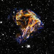 Cosmic Heart Poster