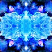 Cosmic Kaleidoscope 1 Poster by Jennifer Rondinelli Reilly - Fine Art Photography