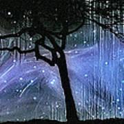 Cosmic Night Poster