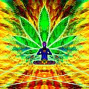 Cosmic Spiral Ascension 34 Poster