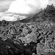 Costa Rican Volcanic Rock  Poster