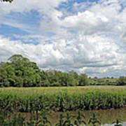 Cotswold Landscape Poster
